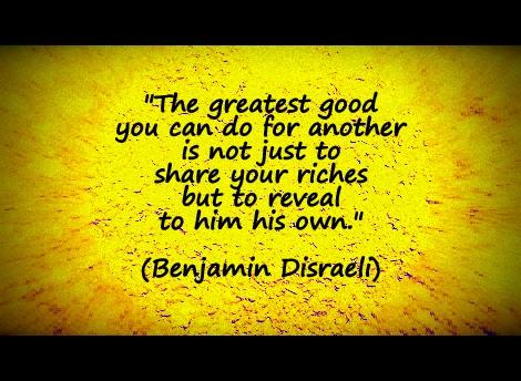 Image result for benjamin disraeli quotes