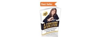 number 1 best-selling book on coaching in schools book Annie Boate - A Coaching Revolution - Best education coaching book