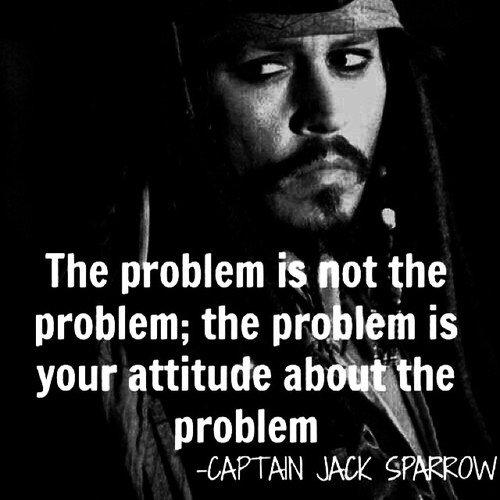 Afbeelding Johnny Depp met quote over de coach en coaching