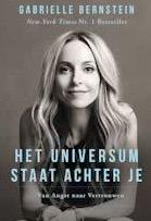 Het universum staat achter je - Gabrielle Bernstein, in blog over mooie inspiratieboeken