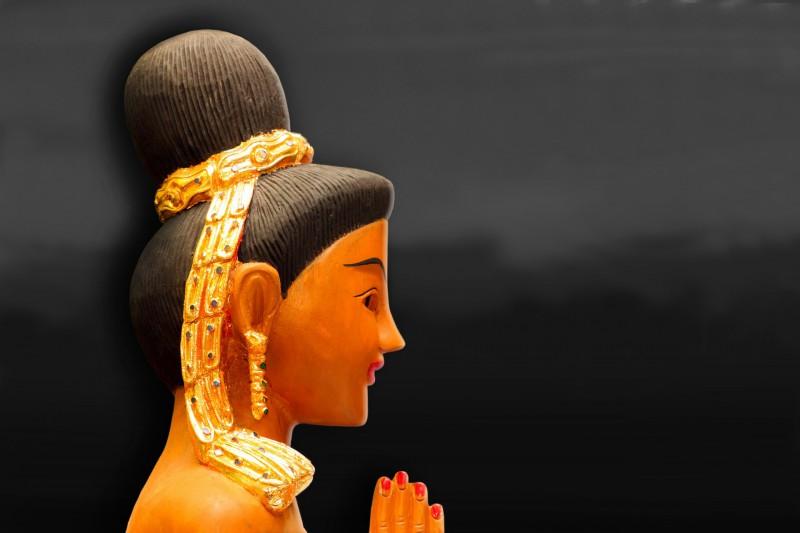 Afbeelding van een boeddha gevonden op coachingmetsanne.com goede coach Den Haag meditatiecursus