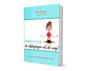 Zo lukt mediteren wél - meditatie e-book Sanne Wurzer coachingmetsanne.com