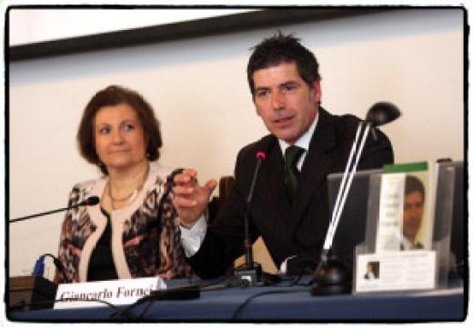 Debora Alberti Botteon (a mio fianco), mi ha appena presentato ed io prendo la parola...