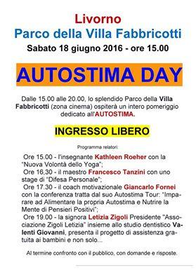 AUTOSTIMA DAY LIVORNO