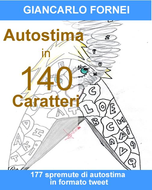 Bozza copertina Autostima in 140 caratteri (prima)