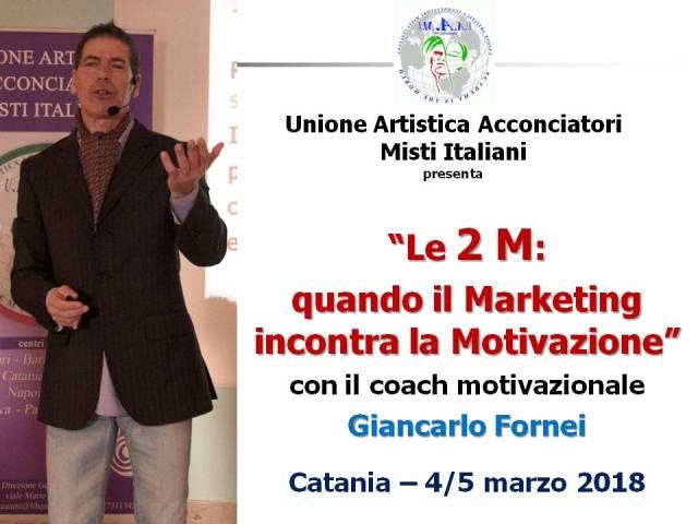 UAAMI - Catania - 4 e 5 marzo 2018 (cartolina)