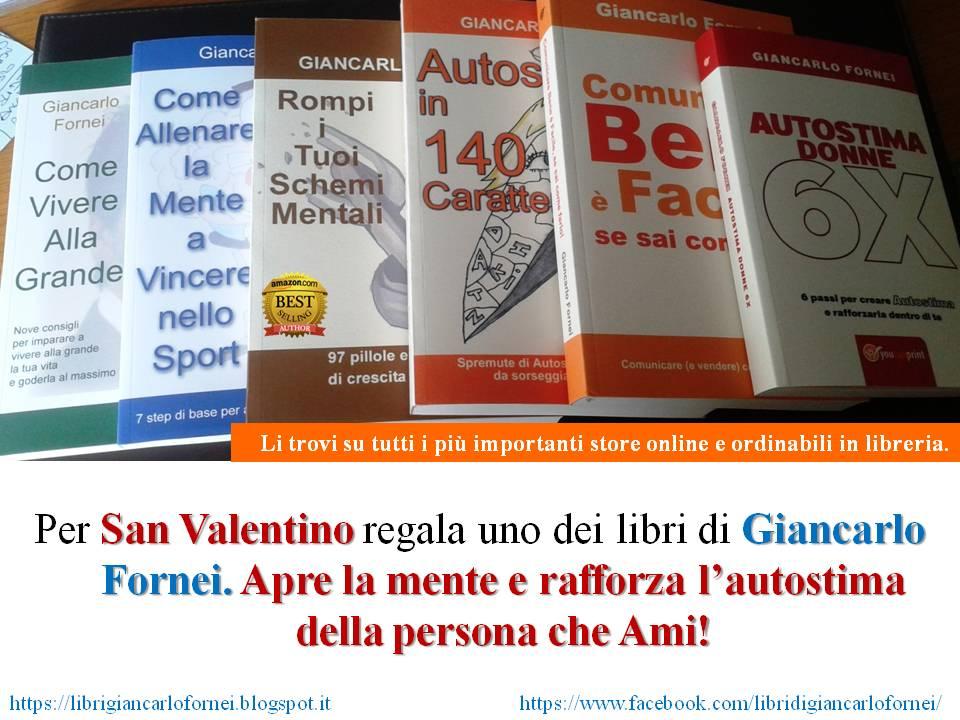 A San Valentino regala un libro del coach delle donne…