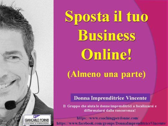 Crisi economica? Sposta il tuo business online (Video)…