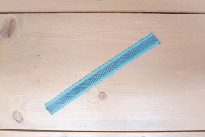 Nylon grip-lijn Licht Blauw