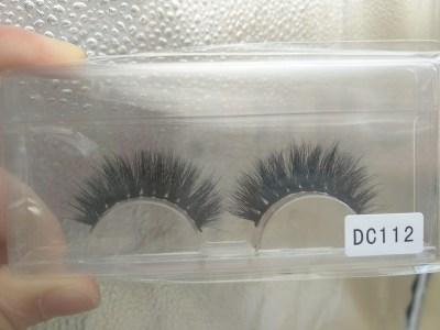 High Quality 3D 25mm Mink Lashes Wholesale False Eyelash