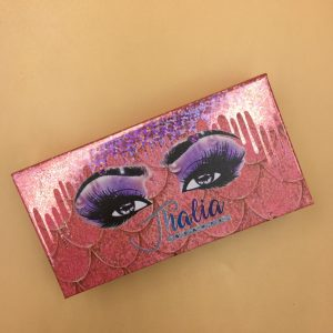 custom eyelash box packaging