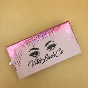 eyelash packaging vendor