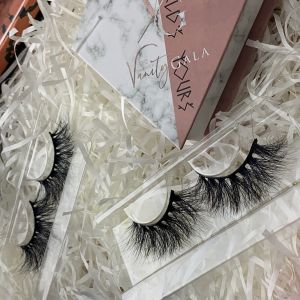 Wholesale Mink Lashes And Packaging