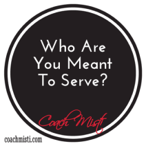 Who Are You Meant to Serve Image