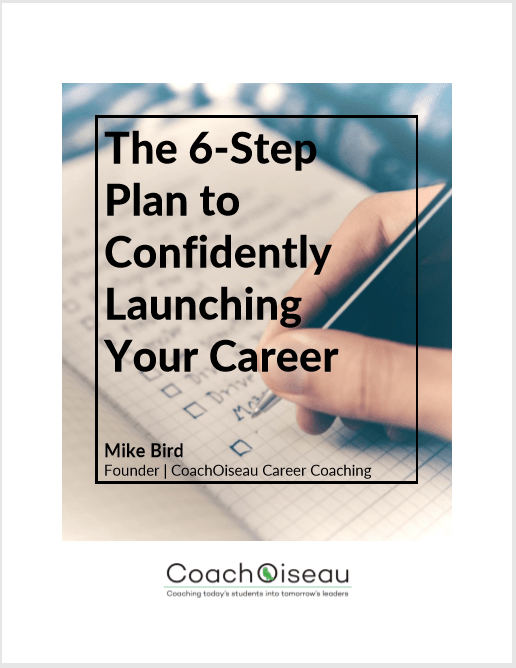 The 6-Step Plan to Confidently Launching Your Career