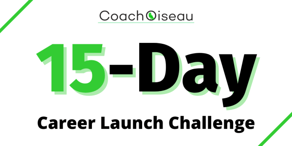 15-Deay Career Launch Challenge