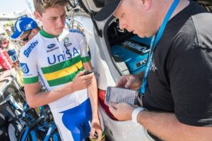 Tour Down Under 2017: A look at the Satalyst Racer Tracking System