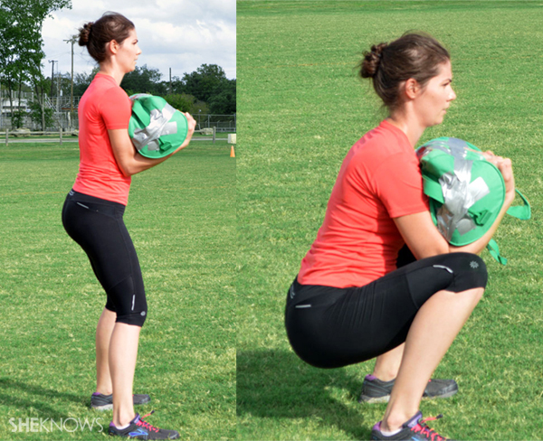 Using a Power Bag for Your Strength Training to Get Fitter & Faster For Triathlons & Marathons