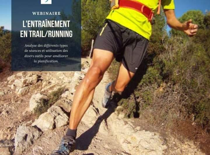 Webinaire : L'entraînement en trail