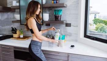 Poudre de protéine