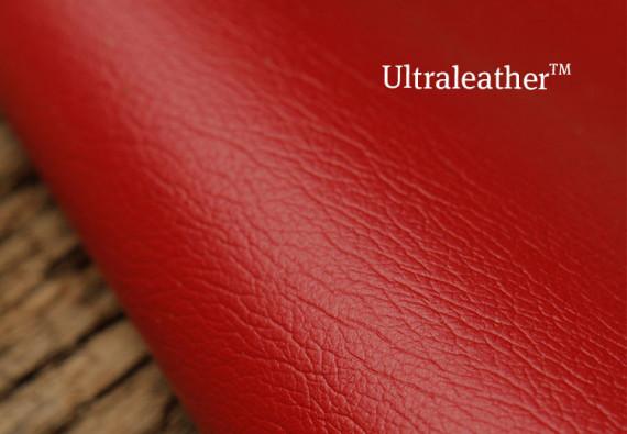 Leather Fabric Sofa And
