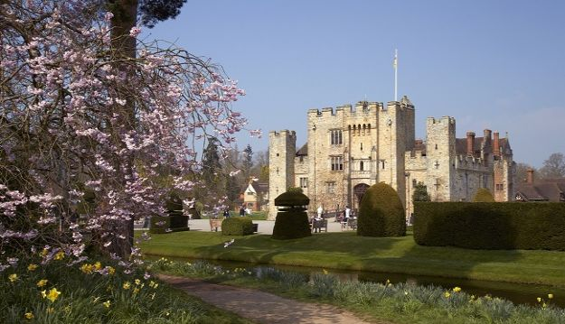 Hever Castle Virtual Tour