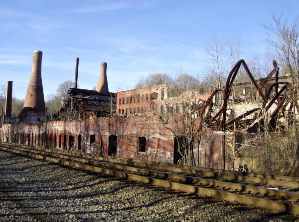 Image result for rust belt pennsylvania