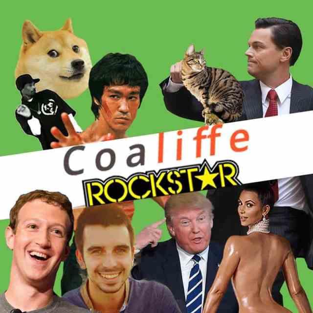 Coaliffe rockstar a propos