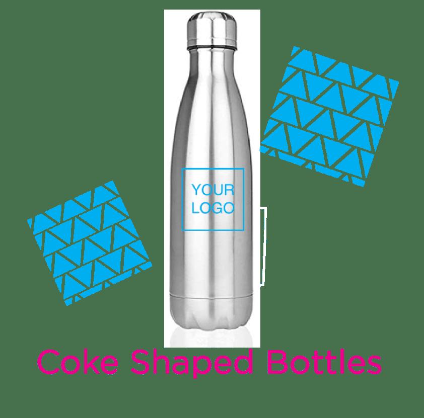 Coke Shaped Bottles