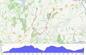 6.9m TT Course
