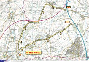 A10-33 10m TT Course