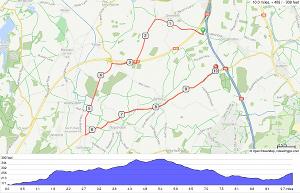 A10-33 10 Mile TT Course