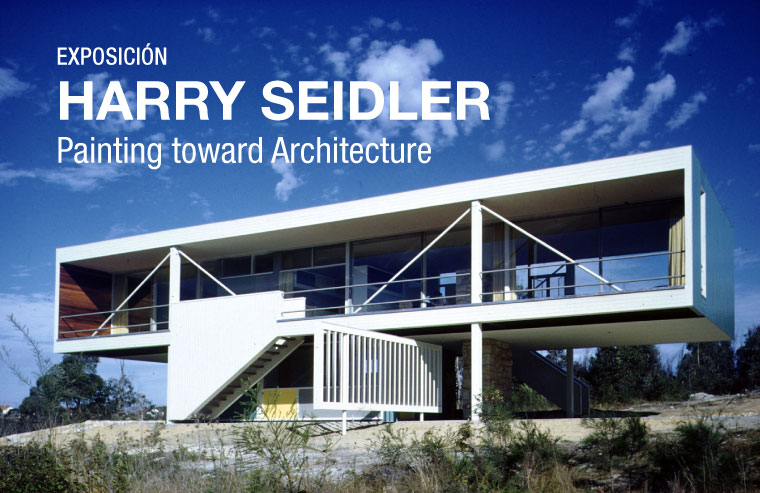 Harry Seidler - Painting Toward Architecture