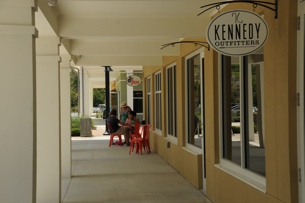 Kennedy Outfitters is one of several new additions to the Jekyll Island Beach Village.