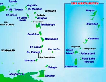 Bequia Saint Vincent and the Grenadines Coastal Change Student Blog