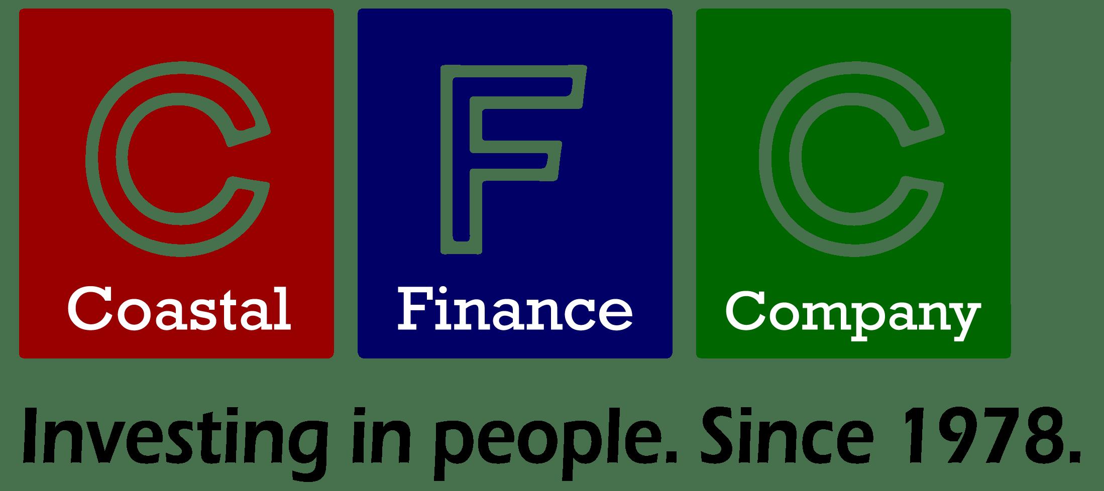Coastal Finance Company logo