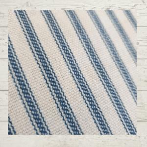 Ocean Blue Stripe