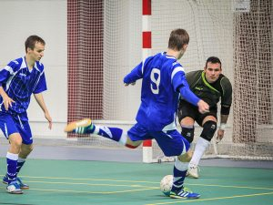 football sports hall netting