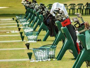 golf course driving range nets