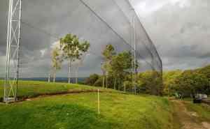 Coastal Nets on site net installation