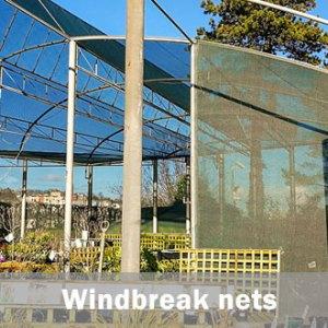 garden windbreak net