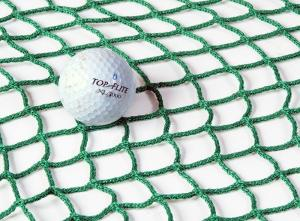 Golf Netting 20mm x 2.3mm Green