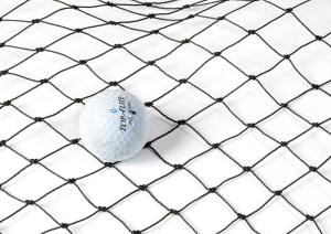 Golf Netting Black 28mm