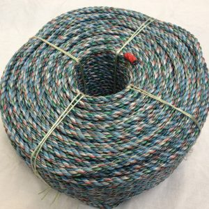 Hard Lay Multicolour Rope
