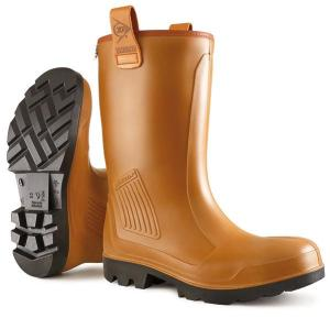 Dunlop Purofort Rugged Rig Boots Full Safety