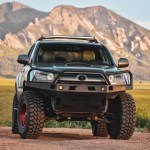 4th Gen 4runner High Clearance Front Bumper Kit Coastal Offroad