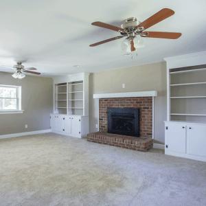 Beige Painted Living Room