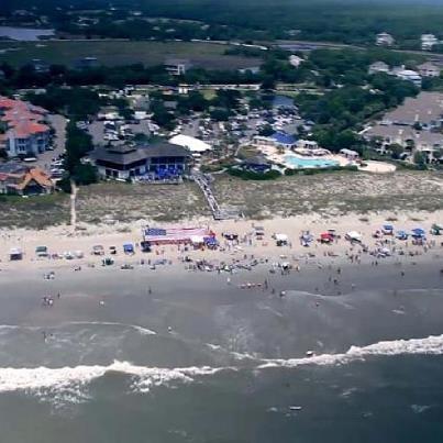 Salute 2012 Beach Club