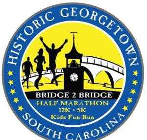 bridge run round logo