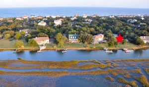Lot 15 Prospect Point Loop, Main Channel Creek Lot with bulkhead and dock in place.  $1,499,000